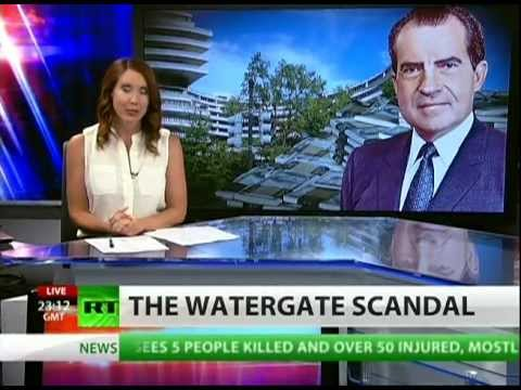 Watergate scandal 40 years later