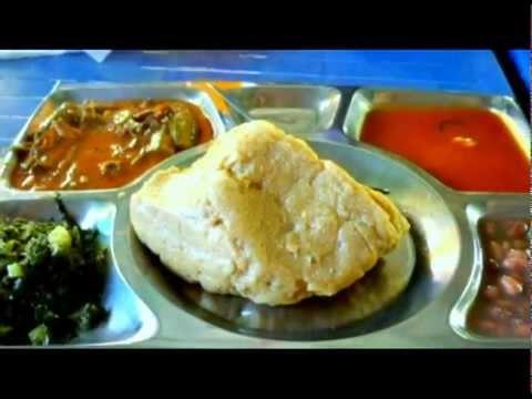 Kenyan Food Ugali  | KenyanSandals.com