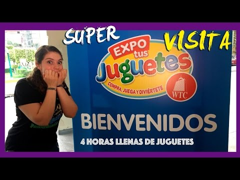 EXPO TUS JUGUETES WTC completo ★ juegos juguetes y coleccionables ✔ ★