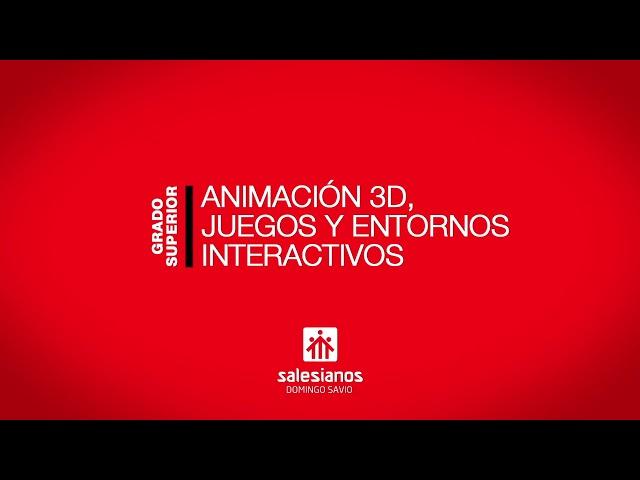 Vídeo Animación 3D