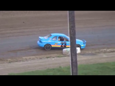 Grays Harbor Raceway, May 6, 2017, Outlaw Tuners Heat Races 1 and 2