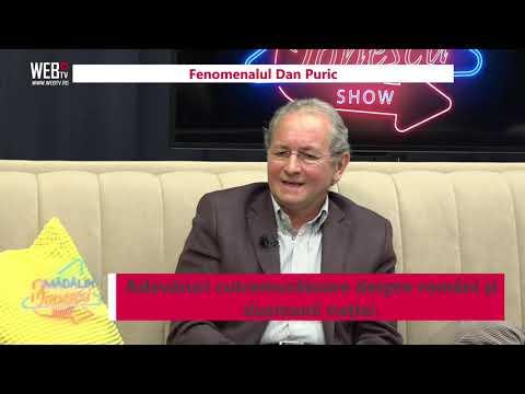 Mădălin Ionescu Show - Fenomenalul Dan Puric, dezvăluiri de zile mari!