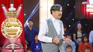 Thách thức danh hài 6   Tập 4: Trường Giang cười té ghế khi Ngô Kiến Huy bị thí sinh