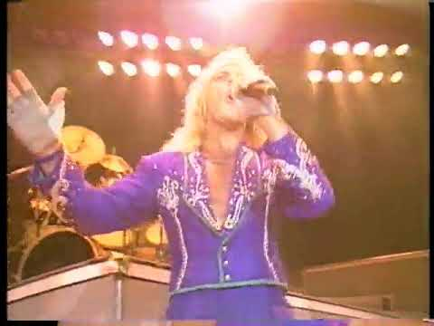 David Lee Roth live in Japan in 1988 part two