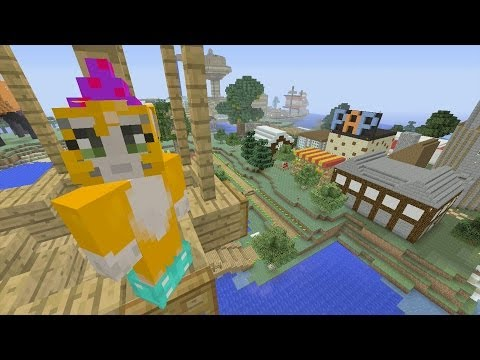 Minecraft Xbox - Lovely World Tribute [200]