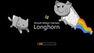 Пару мыслей о Windows Longhorn (ОС для тестов)