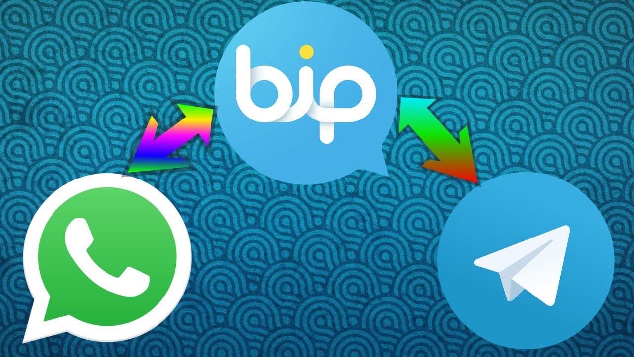 Bip Messaging App Review, Bip vs Whatsapp vs Telegram    YouTube