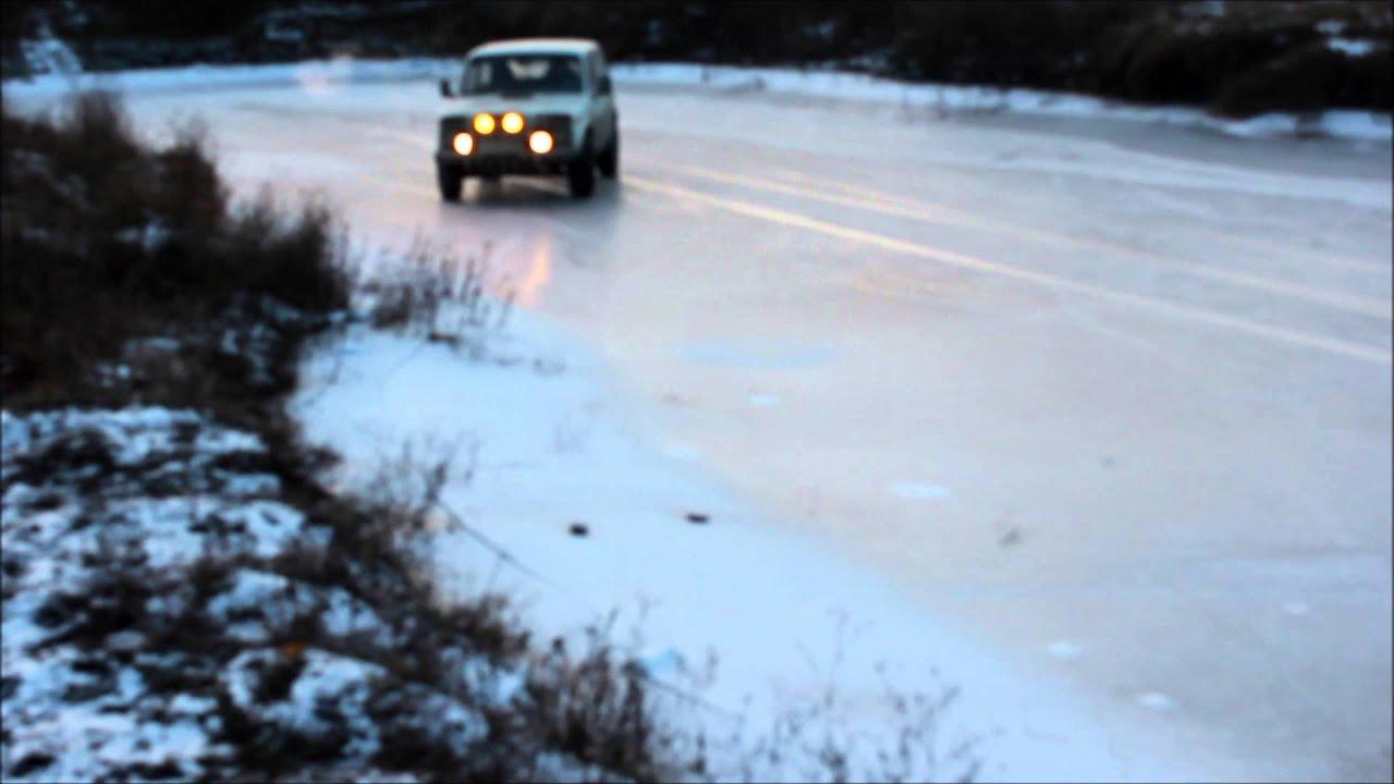 Нива шевроле Chevrolet Niva (декабрь 2017) стук двигателя - YouTube
