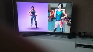 Skin fortnite in real life