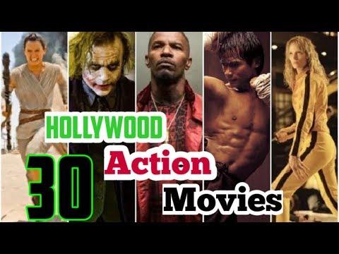 Top 30 Hollywood Action Blockbuster Movies   Nadeem Tech
