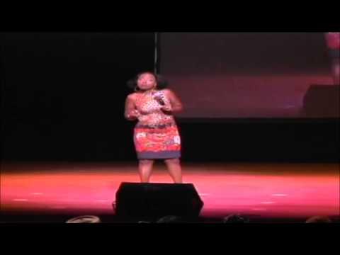 Rachel Price @  The Kings & Queens Of Caribbean Comedy 2009