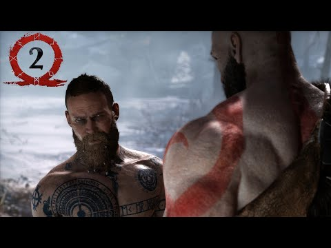 Give Me God of War Lets Play: Something's Breaking Through the Wall! (Part 2) - IGN Plays
