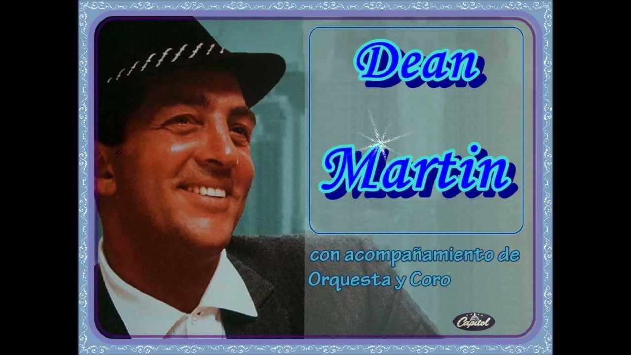 Dean Martin - Quien será / Sway - (HD) - Disco 78 rpm ...