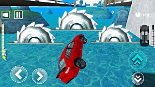 DEADLY RACE #5 - (Speed Car Bumps Challenge) Android Gameplay