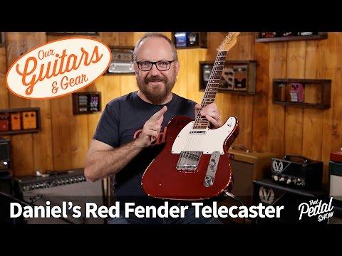 That Pedal Show – Our Guitars & Gear: Daniel