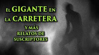 GIGANTE EN CARRETERA DE GUERRERO  Y OTROS RELATOS