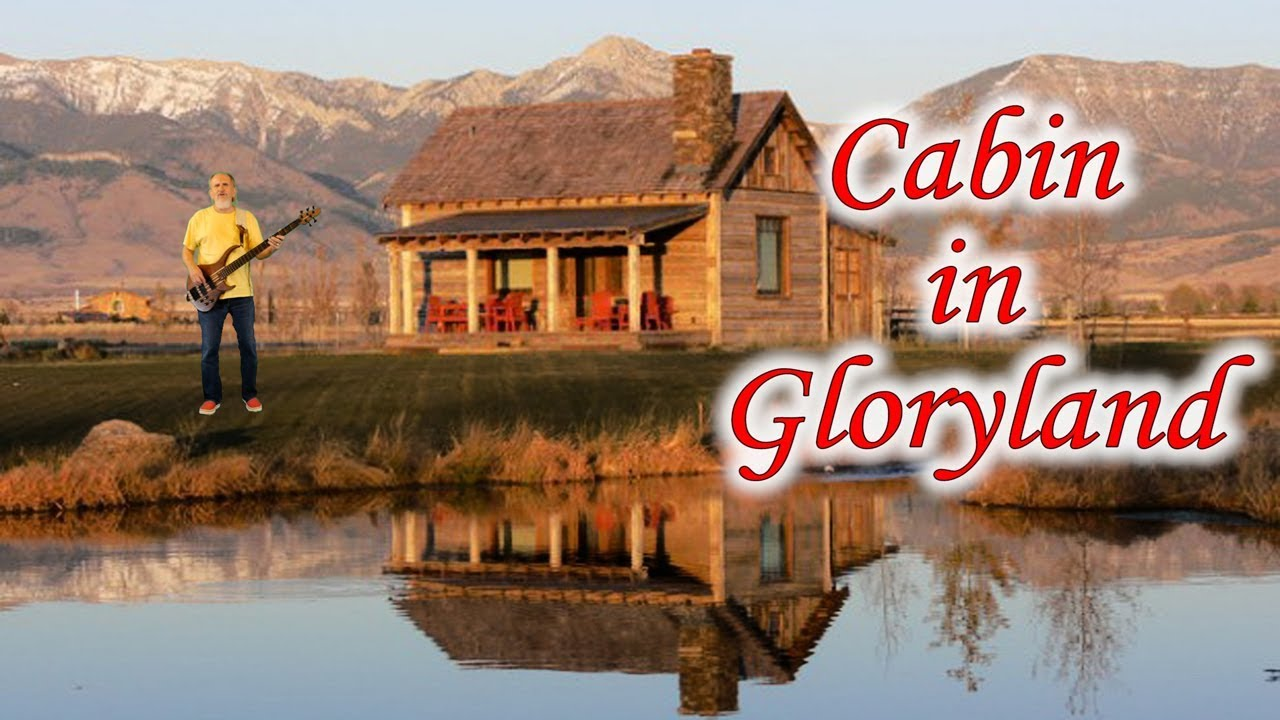 Lord build me a cabin in the corner of gloryland an old for Classic house chords