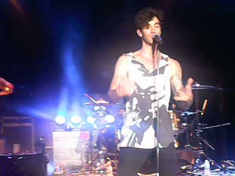 American Authors- Love, Hit It, Oh What A Life, and Best Day of My Life Live USF 4/10/2015