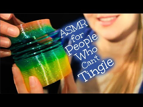 ASMR FOR PEOPLE WHO CAN'T GET TINGLES