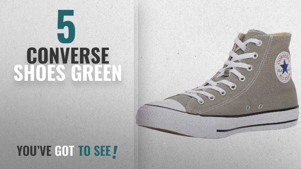0f157458978bd7 Top 5 Converse Shoes Green  2018   Converse Chuck Taylor All Star ...