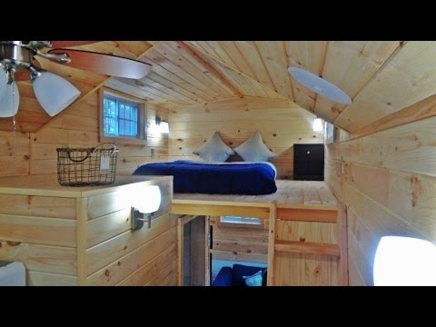 High Tech Tiny House Is Packed With Gadget Goodness