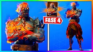 HOW TO GET FREE *MAXIMUM PHASE* SKIN PRISONER Fortnite (Phase 4 Prisoner Possible Location)