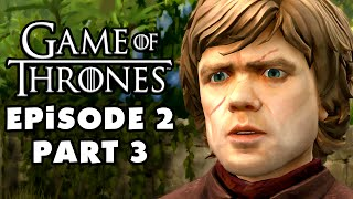 Game of Thrones - Telltale Games - Episode 2: The Lost Lords - Gameplay Walkthrough Part 3 (PC)