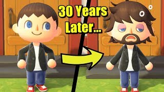 What Happens When You Return AFTER 30 YEARS in Animal Crossing: New Horizons?