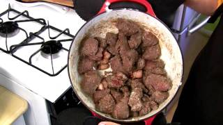 How to Make Julia Child's Beef Bourguignon