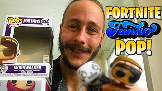 FORTNITE FUNKO POPS SAMLAROBJEKT UNBOXING! *AS COOLA*