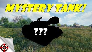 World of Tanks - MYSTERY TANK! (Name the tank - win 1000 gold) Ep. 5