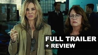 Our Brand Is Crisis Official Trailer + Trailer Review - Sandra Bullock 2015 : Beyond The Trailer