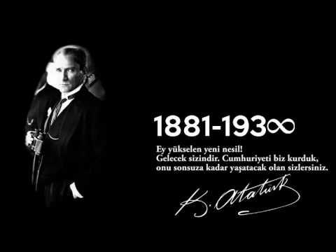 10 Kasım Atatürk'ü Anma - ( Duygusal Fon Müziği )