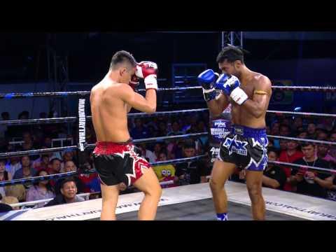 (NETHERLANDS VS THAILAND) Max Muay Thai Ultimate 2016 (27 MARCH) Match 5 ALEX VS NOPPAKAO