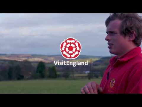 Richard Darlington, Durham - Tourism Superstar 2018 finalist