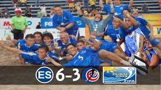 El Salvador : Campeón de CONCACAF : [2009/Futbol Playa]
