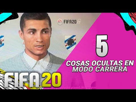 5 COSAS QUE NO SABÍAS DE FIFA 20 MODO CARRERA