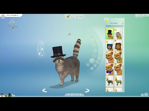 The Sims 4 - Cats & Dogs: Quick Look