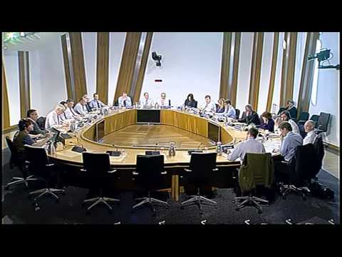 Rural Affairs, Climate Change and Environment Committee - Scottish Parliament: 16th September 2015
