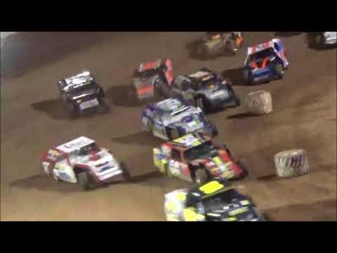 IMCA Mod Feature 141 Speedway Francis Creek Wisconsin 9/28/17