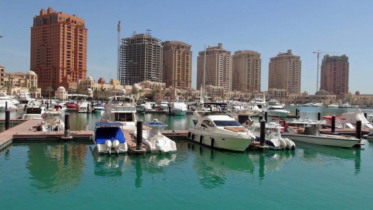 Resultado de imagen de Doha Pearl Doha, Qatar