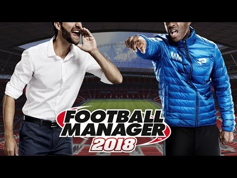 Football Manager 2018 | Five Years in the Future!