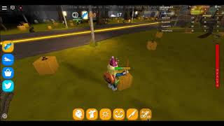PUMPKIN CARVING ( FILE 1 ) _ ANH NGO ROBLOX TV