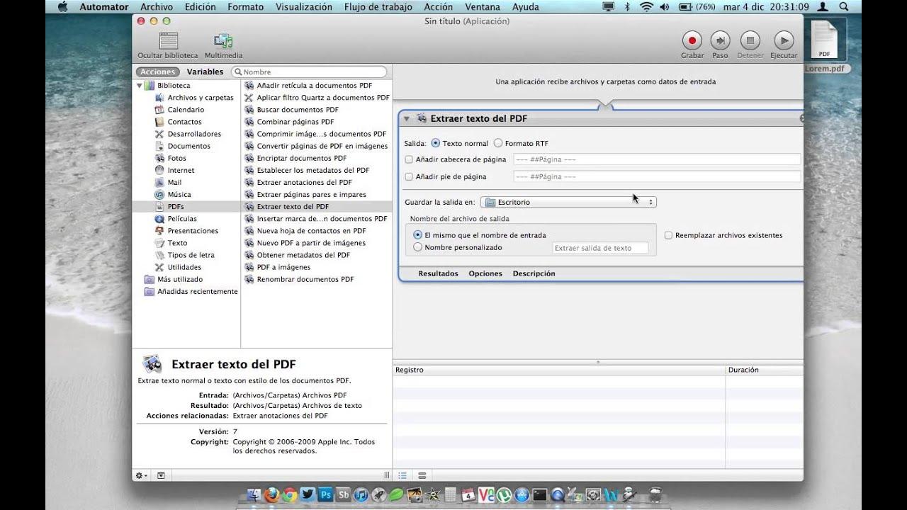 Extraiga la información que necesita con PDF Converter