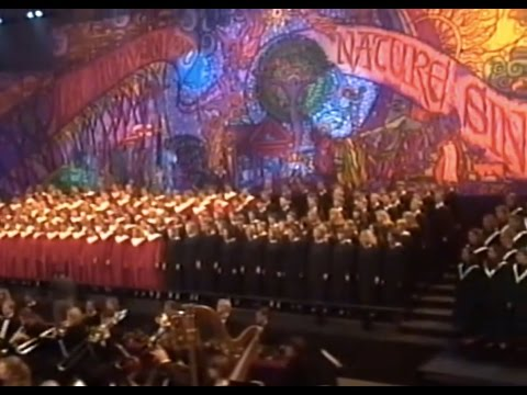Let Heaven and Nature Sing - Concordia College Christmas Concert - 1997