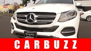 2017 Mercedes Benz GLE350 Unboxing   This  s The Original Luxury SUV