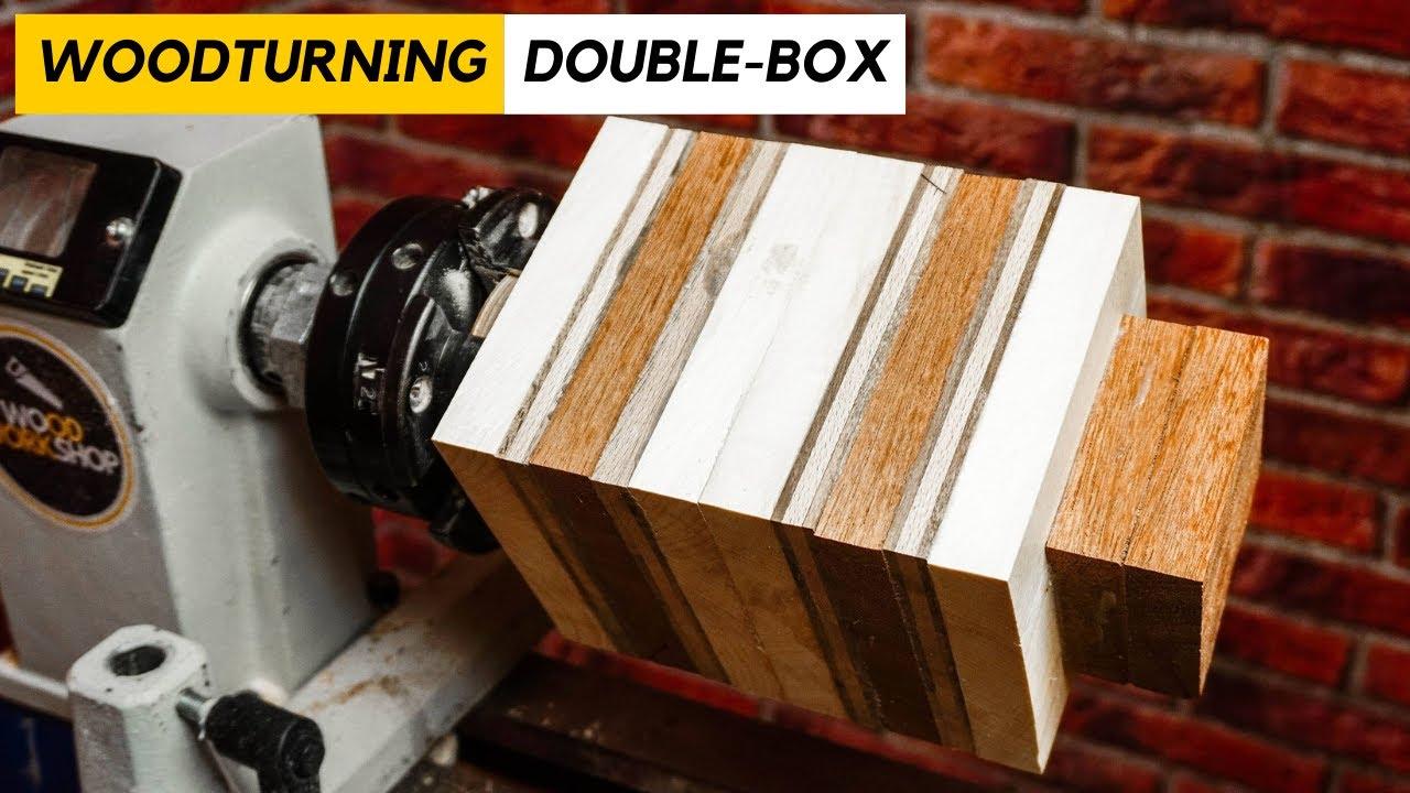 Woodturning - Double-Box