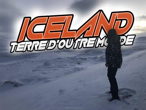 EXPÉDITION EN ICELAND, TERRE D'OUTRE MONDE