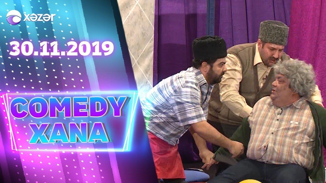 Comedyxana  7-ci Bölüm   30.11.2019