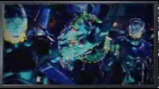 BLAKE PERLMAN featuring the RZA - Drift - fan made Music Video - PACIFIC RIM
